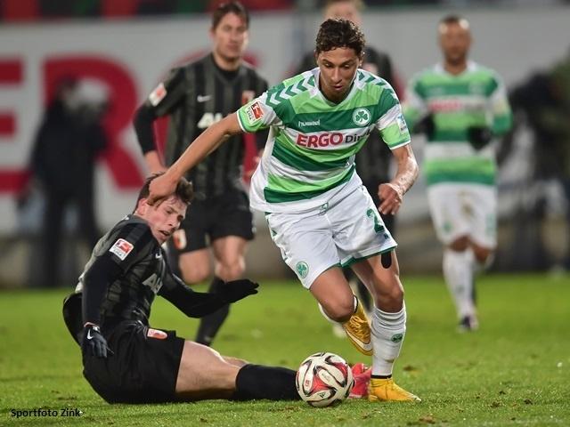 El austriaco Robert Zulj llega al Hoffenheim. GreutherFurth/SportfotoZink