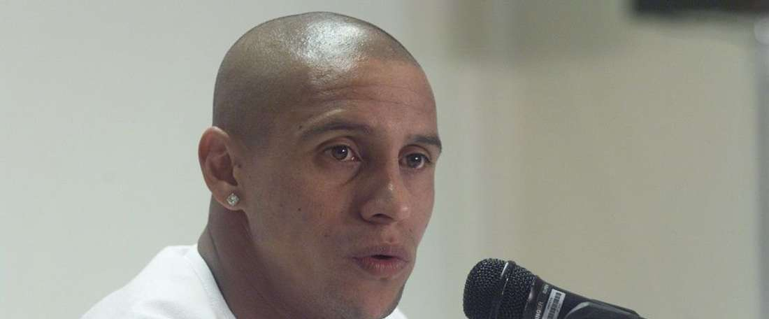 Ex-Real Madrid legend Roberto Carlos has spoken out about his compatriot. Twitter