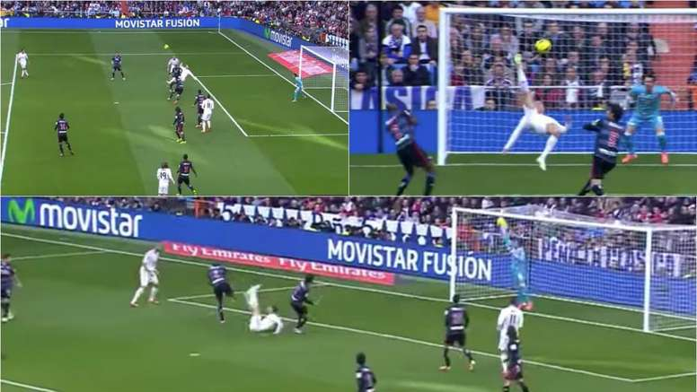 The Goalkeeper Who Stopped A Ronaldo Bicycle Kick In 2014 Besoccer