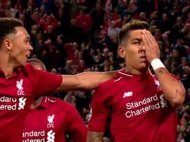 Roberto Firmino has revealed that he was scared of going blind. Movistar