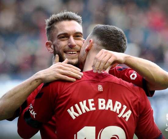 Roberto Torres marcó el 2-0. LaLiga