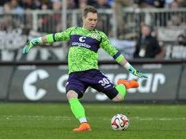 Robin Himmelmann ha renovado su contrato hasta el 30 de junio de 2019. FCStPauli