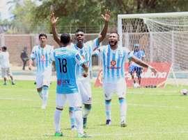 El jugador del Alianza Atlético sigue sumando goles con su equipo. Depor