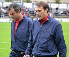 La Pobla de Mafumet incorpora a Rodri como técnico. CFPoblaMafumet