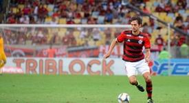 Volta de Rodrigo Caio é esperança do Flamengo. Flamengo