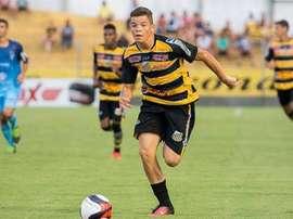 Rodrigo completou 18 anos e já pode atuar pelo Real Madrid .GremioNovorizontino