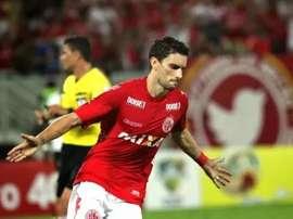 El Botafogo tiene al alcance de su mano el pase a la siguiente ronda. AFP