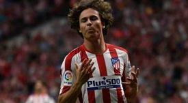 Rodrigo Riquelme, rumbo al Championship. AFP/Archivo