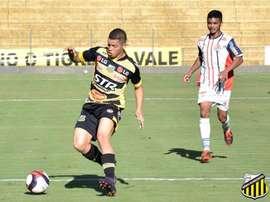 Rodrigo se convertirá próximamente en jugador del Madrid. GremioNovorizontino