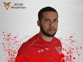 El Desportivo Aves hace oficial el fichaje del brasileño Soares. DesportivoAves
