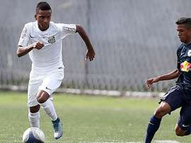 Rodrygo has been compared to Neymar and Vinicius Jr. SantosFC