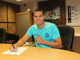 Rodwell joined Blackburn this summer. Twitter/Rovers