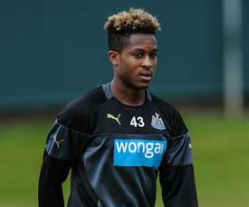 Rolando Aarons has been sent to the Czech Republic to try and revitalise his career. Newcastle