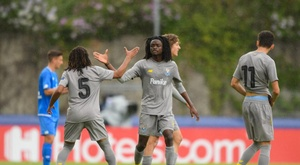Porto está na final da UEFA Youth League. UEFA