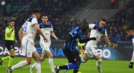 Lukaku ripensa al mancato trasferimento alla Juventus. Twitter/InterFC
