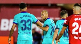 Braithwaite reivindica su rol en el Barça. FCBarcelona