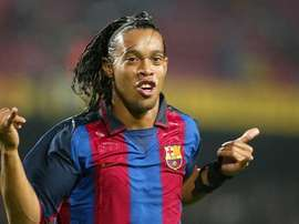 Ronaldinho to make his last career move. FCBarcelona