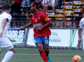 El Wollongong Wolves ya sabe lo que le costaría tener a Ronaldinho por un partido. Archivo/EFE