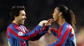 Deco has had many stellar teammates, but none as good as Ronaldinho. EFE