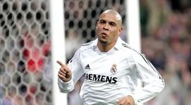 Ronaldo recordó sus duelos con Ayala. RealMadrid