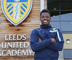 Ronaldo Vieira ya ha llamado la atención de varios clubes. LeedsUnited