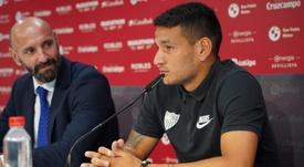 Rony Lopes no convence a Lopetegui. SevillaFC