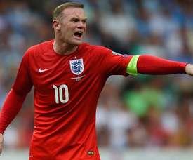 Rooney participará do amistoso. TheFA