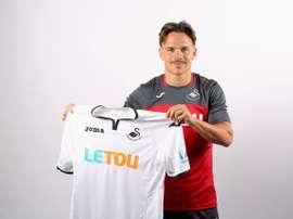 Roque Mesa revient en Espagne. SwanseaCityAFC