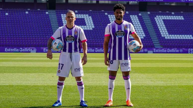 Los últimos fichajes viajarán a Huesca. RealValladolid