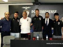 Rosell e Nakajima são reforços do Portimonense. Portimonense