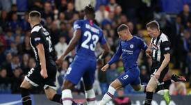 Mero trámite del Chelsea en la EFL Cup. Chelsea