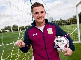 Ross McCormack is on loan in Australia from Aston Villa. AVFC