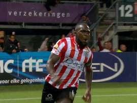 Drenthe no marcaba desde 2015. Captura