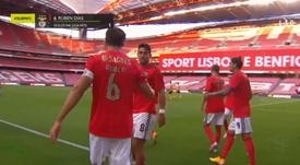 El Benfica presenta su candidatura. Captura/LP