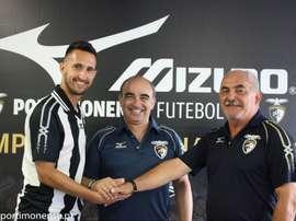 Rúben Fernandes ya es jugador del Portimonense, Portimonense