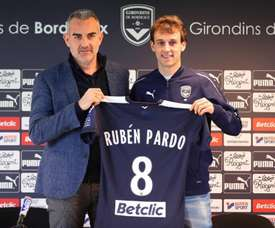 Pardo compare la Liga et la Ligue 1. Twitter/Girondins