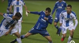 El Leganés venció ante el Oviedo. LaLiga