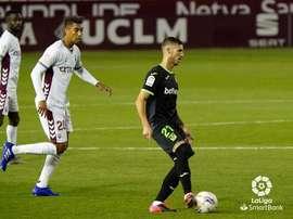 El Alba recibirá al Tenerife. LaLiga