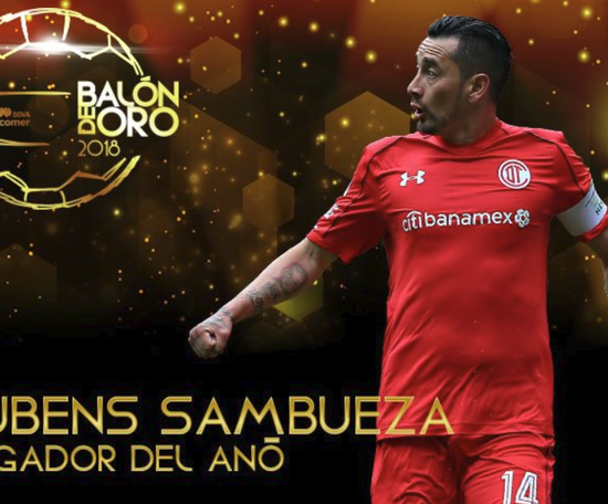 Sambueza, triunfador de la noche. LigaBancomerMX