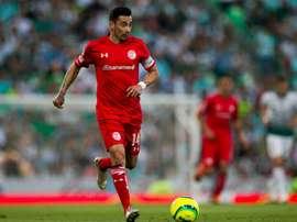 Sambueza volvió a ser decisivo para Toluca. AFP