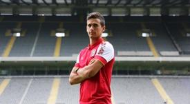 Rui Fonte podría regresar al Sporting de Braga. SCBraga