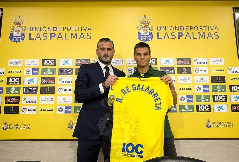 Ruiz de Galarreta sigue confiando en las posibilidades de ascenso.