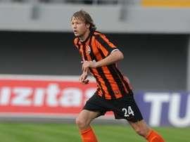 Ruslan Fomin, nuevo jugador del Apollon Smyrnis. Twitter