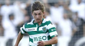 Ryan Gauld met fin à son passage au Sporting CP. Twitter/Sporting_CP