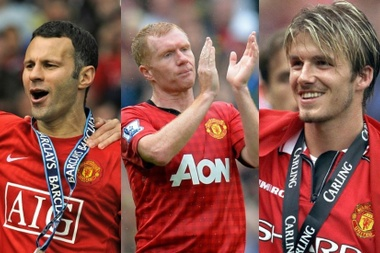 Man United stars: where are they now? AFP/ManchesterUnited