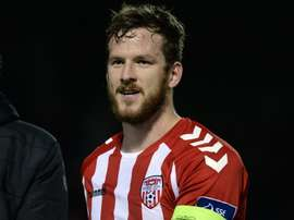 Ryan McBride will be commemorated by the renaming of the stadium. Twitter/DerryCityfc
