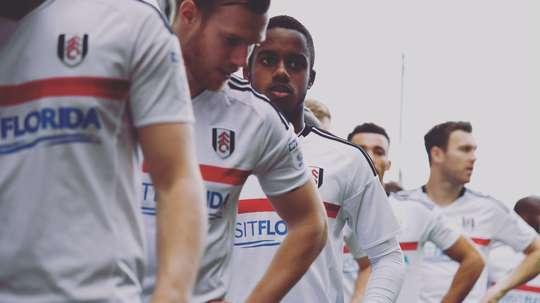 Barcelona segue Sessegnon. FulhamFC