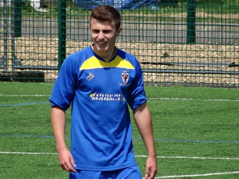 Stoke look set to sign Sweeney. AFCWimbledon