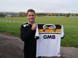 Ryan Taylor ya es nuevo jugador del Port Vale y llega procedente del Hull City. PortValeFC