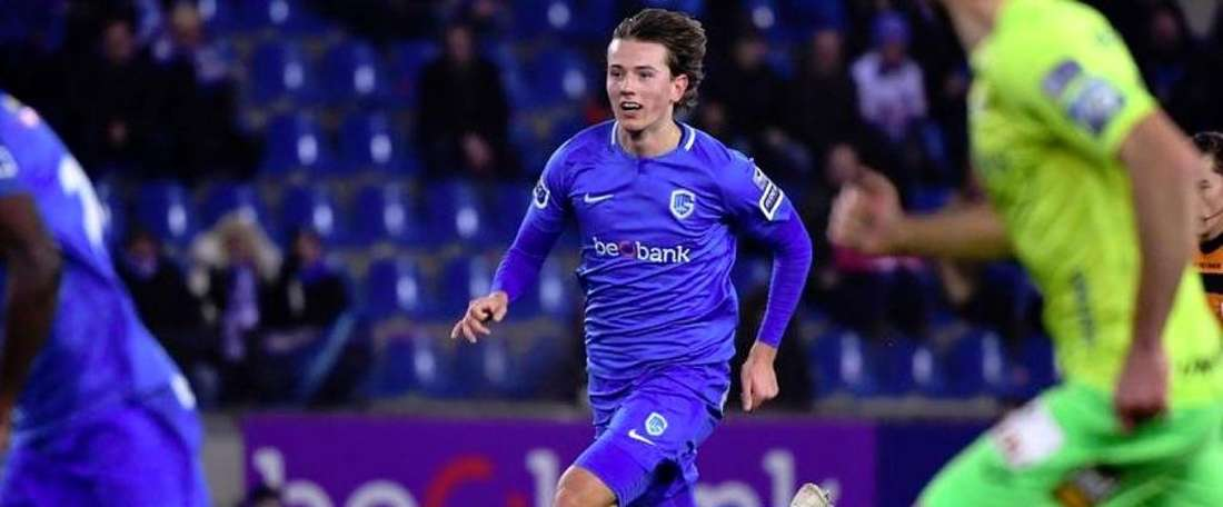 Sabder Berge could move to Sevilla after rejecting Sheffield United. Genk